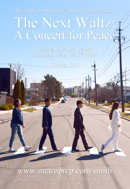 The Next Waltz: A Concert for Peace