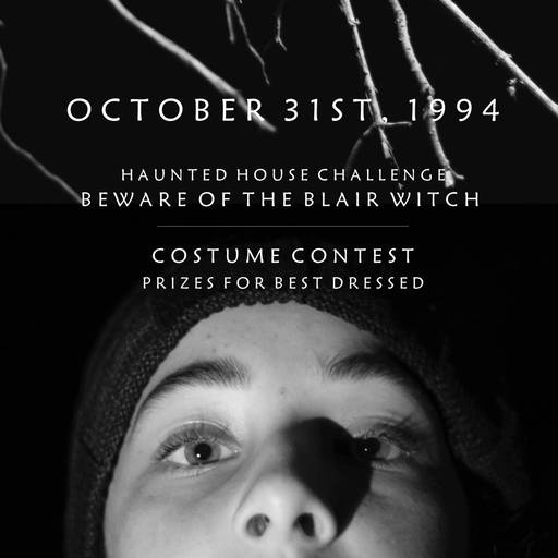 Halloween Haunted House & Costume Contest