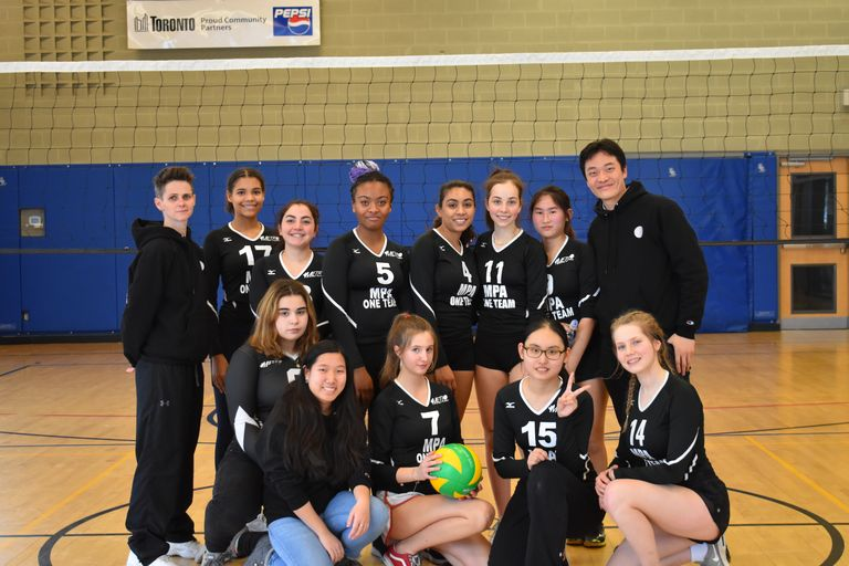 Senior Girls Volleyball Wins