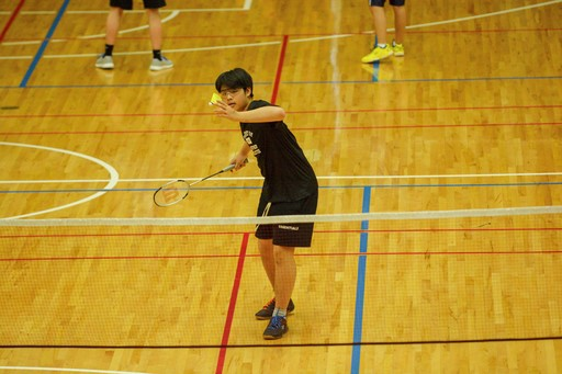 Badminton Championships at Pan Am Centre